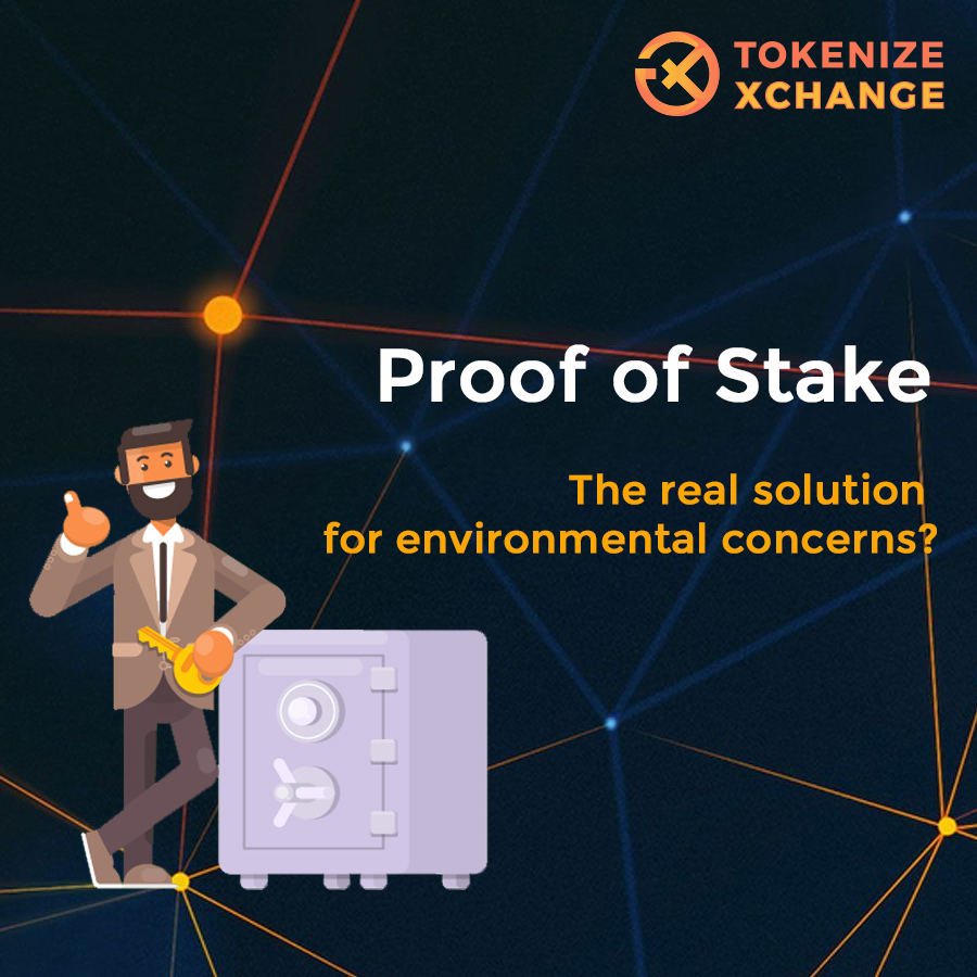 Proof of Stake: The real solution for environmental concerns?
